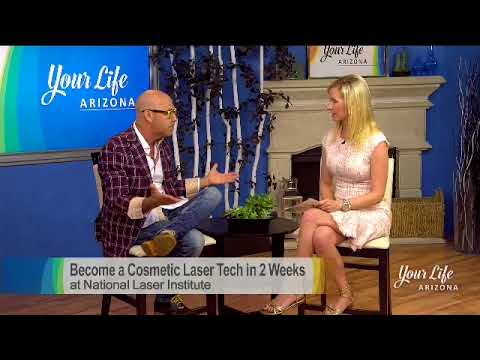 Interested in Medical Aesthetics? Become a Laser Tech in 2 Weeks with  National Laser Institute!