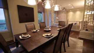 2012 Street of Dreams, Modern House for Sale, Video Tour: 5525 S 208th Circle (Team Elliott)