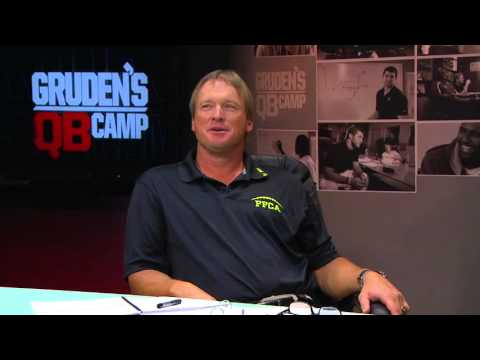 Gruden's QB Camp: A gift from Gruden