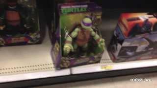 playmates teenage mutant ninja turtle toys at target tmnt