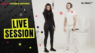 Descarca Faydee feat. ANTONIA - Trika Trika (Live Session x GlobalREC.)