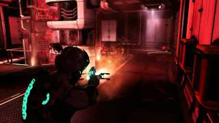 Dead Space 2 - Hardcore Fully upgraded Javelin Gun & Plasma Cutter Gameplay