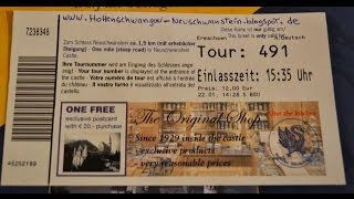 How To Book Neuschwanstein Castle Ticket(More information Go To http://www.new-swan-stone.eu/ ******************* Follow-us : ********************* Facebook https://www.facebook.com/Neuschwanstein., 2014-05-24T05:01:41.000Z)