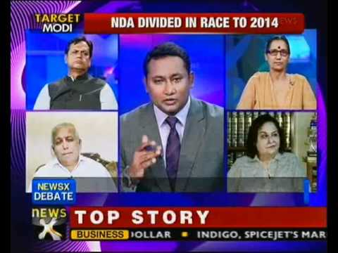 Nitish-Modi in battle for supremacy - NewsX