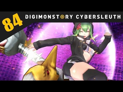 Digimon Story: Cyber Sleuth PS4 / PS Vita Let's Play Walkthrough Part 84 - Teaming Up With Rina