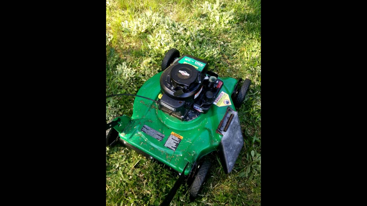 Weed Eater Briggs And Stratton 450
