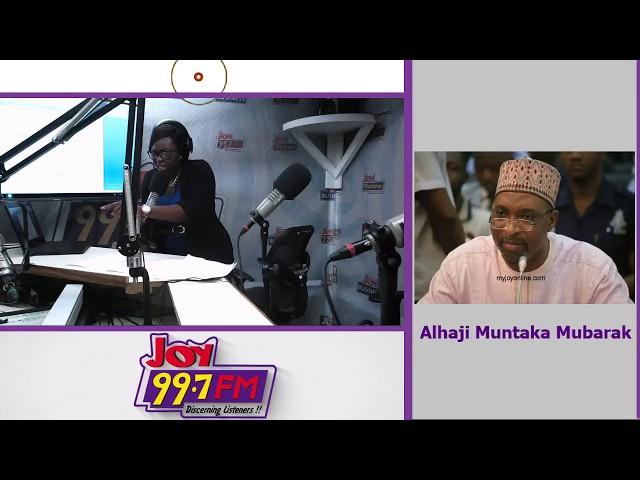 NewsNite on Joy FM (25-9-18)