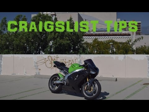 How To Buy A Motorcycle Off Of Craigslist