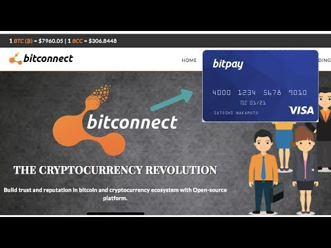 How Do I Transfer Money From Bitconnect to My Bitpay Visa Card