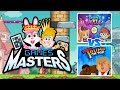 TRUMP on TOP and Science vs Magic Game reviews by Games Masters