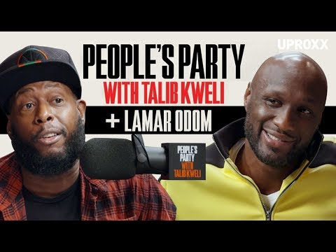 Talib Kweli And Lamar Odom Talk Addiction, Jay Z Advice On His Music Label, And His Biggest Regret