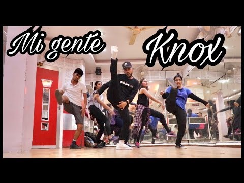 #Flashup - Knox Artiste | 14 SONGS ON 1 BEAT | Mi Gente | Addy Dance Choreography