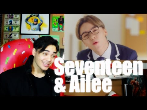 SEVENTEEN & Ailee - Q&A MV Reaction