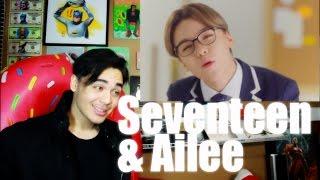 SEVENTEEN & Ailee - Q&A MV Reaction