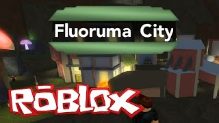 🔥 ROBLOX [#42] FLUORUMA CITY! 6 BADGE in FRONT of US! POKEMON BRICK BRONZE (#17)