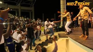 TNT AFFOLE le Public du Concert de BEBI PHILIP avec leur New Tube  DOMOLO
