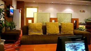 China Eastern Airlines: First Class Lounge at Shanghai Pudong International Airport