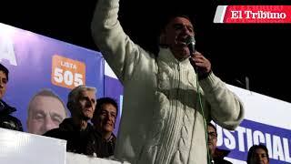 El Frente Justicialista apoyó la candidatura de Daniel Zeitune en Pampa Blanca