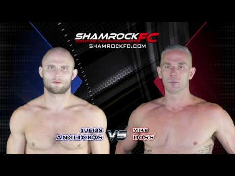 Shamrock 280 Julius Anglickas vs Mike Doss