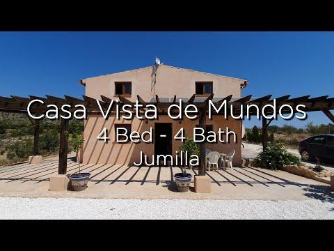 Villa Vista de Mundos Walk-Through - Murcia - 285,000€