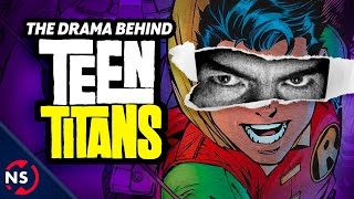 How MARVEL Drama Created The Teen Titans...