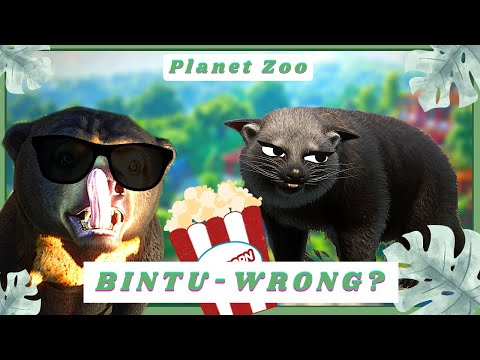BEARS & BEARCATS - Planet Zoo Southeast Asia DLC UPDATE! |
