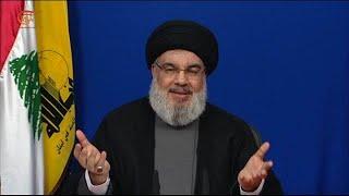 السيد نصر الله: اللبنانيون دولة وشعباً قادرون على تحويل التهديد إلى فرصة