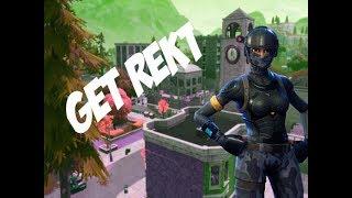 Get Rekt. A Fortnite montage