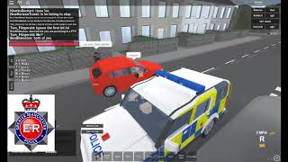 Roblox-Eastbrook Greater Manchester Patrol-Landrover!