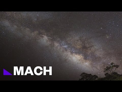 The Delta Aquariids Kick Off The Summer Slate Of Meteor Showers | Mach | NBC News