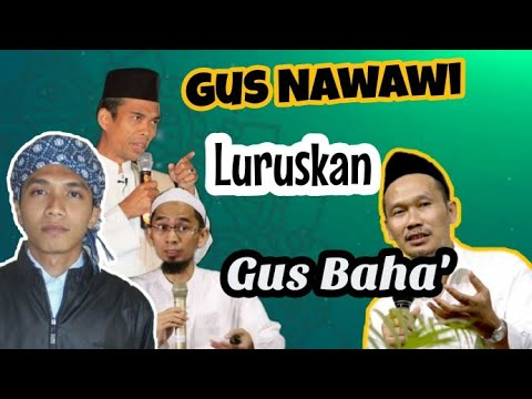AMAZING PASURUAN SPORTIF TERKAIT GUS BAHA'