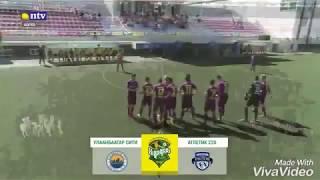 海外サッカー モンゴルナショナルプレミアリーグ2017第3節 田代主水ハイライト
