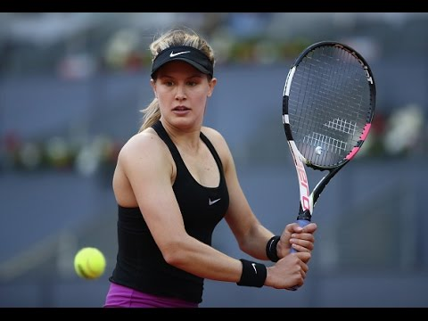 2017 Mutua Madrid Open First Round | Genie Bouchard vs Alize Cornet | WTA Highlights