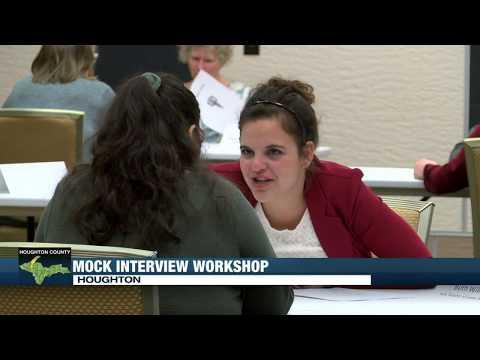 CCISD students practice life, interview skills
