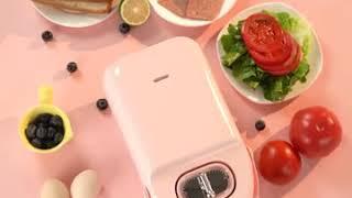 아침식사 다기능 분리형 길거리 샌드위치맨 포켓 간식 홈…