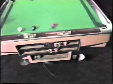 Grady Mathews Curve Ball YouTube - Grady pool table