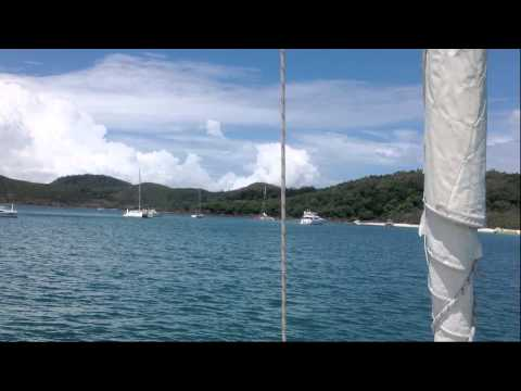 Sailing Queensland - Hamilton Island to Cid Harbour