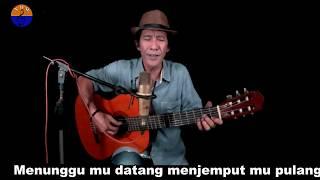 Menunggu Kamu Anji (Cover  By Yana DW
