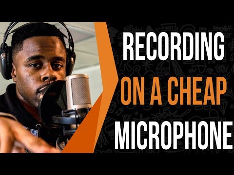 Can You Record Music With A Cheap Microphone? NO!!!!!!!!!!!