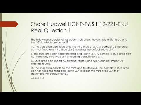 Passed Huawei HCNP R&S H12-221-ENU Exam, Share H12-221-ENU Real Questions
