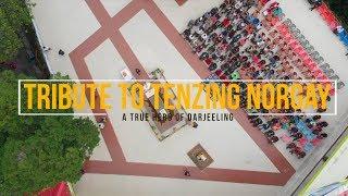 Tribute to Tenzing Norgay  -  The Hero of Darjeeling