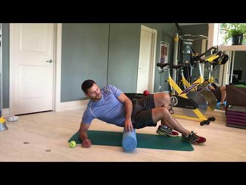 Chiropractor Calgary AB Hip Pain Exercises
