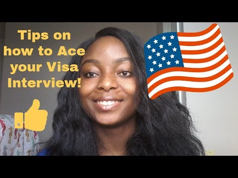 How To Nail Your US Visa Interview! | F1 Visa Tips | US Visa Interview
