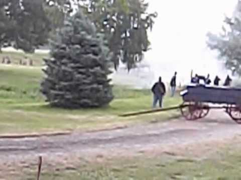 Delavan Illinois Civil War Days 2012 (Gettysburg Re-Enactment)