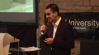 Turning Convention on its Head | Ruben De Noronha | TEDxUniversityofStrathclyde