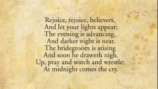 Rejoice, Rejoice Believers - Chicago Metro Presbytery Music