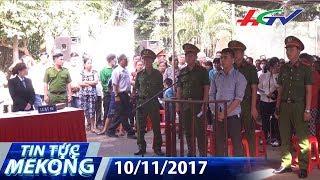Thảm án sau tiệc liên hoan | TIN TỨC MEKONG - 10/11/2017