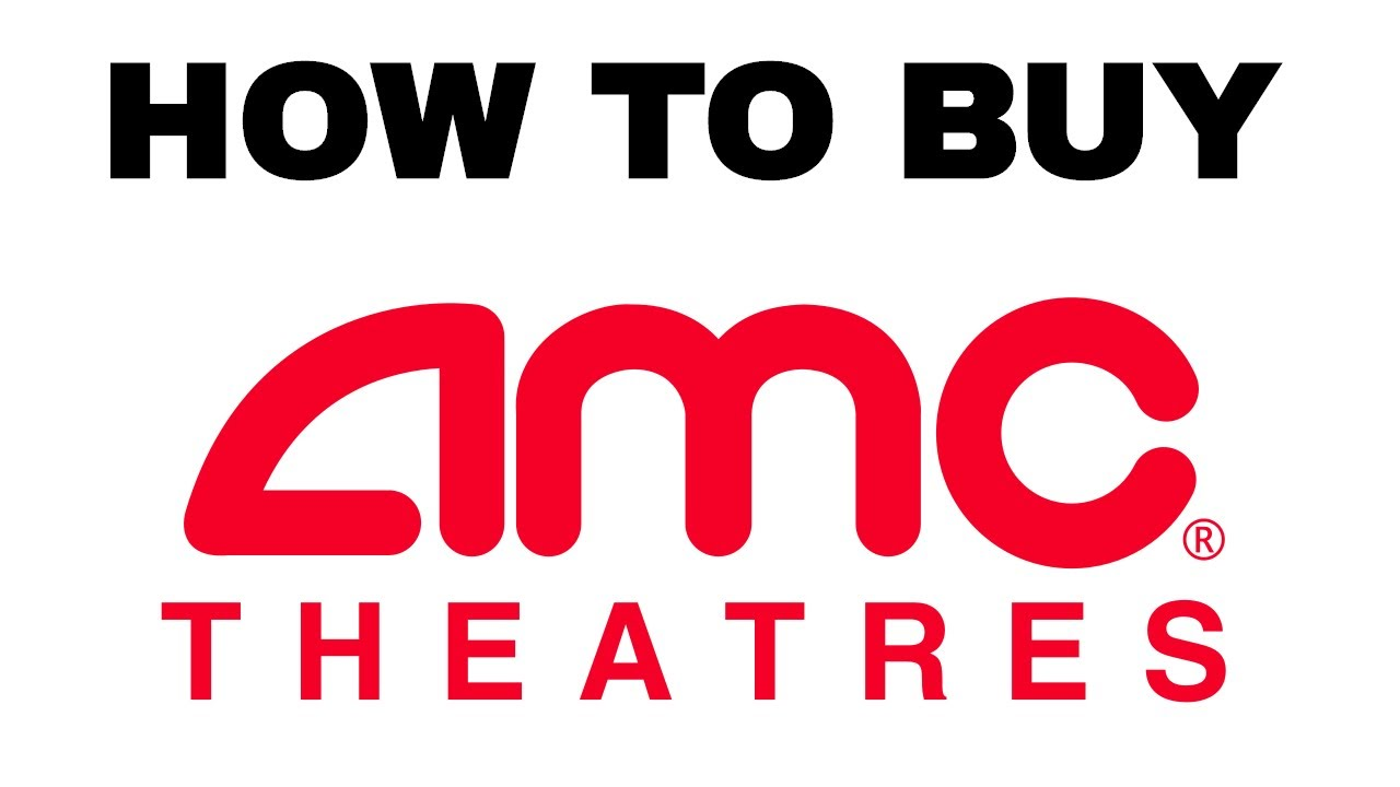 HOW TO BUY AMC ENTERNAINMENT HOLDINGS   AMC THEATERS   AMC TICKER SYMBOL