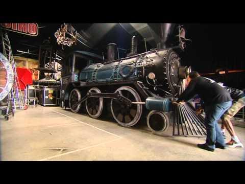 Magicien FRANCAIS Dani LARY incroyable reportage FRANCE 2