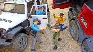 자동차 장난감 경찰놀이 공룡놀이 포크레인 트럭놀이 Ex…